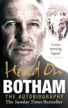 Head On - Ian Botham : The Autobiography, Paperback