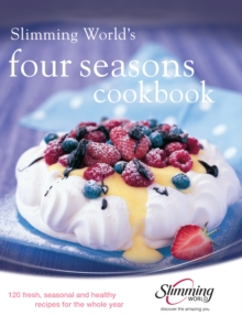 """Slimming World"" Four Seasons Cookbook, Hardback"