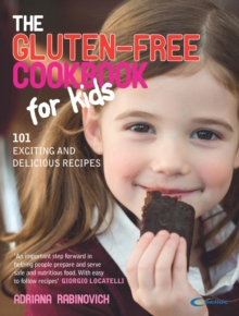 The Gluten-free Cookbook for Kids, Paperback