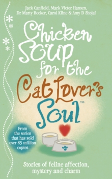 Chicken Soup for the Cat Lover's Soul, Paperback Book