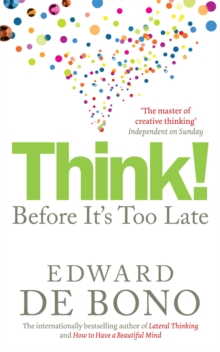 Think! : Before it's Too Late, Paperback