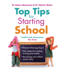 Top Tips for Starting School, Paperback