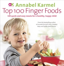 Top 100 Finger Foods, Hardback