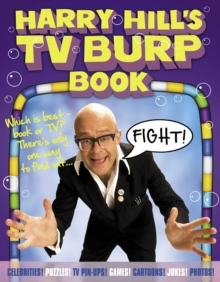 """Harry Hill's TV Burp"" Book, Hardback Book"