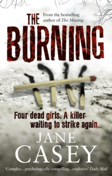 The Burning : (Maeve Kerrigan 1), Paperback