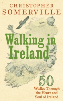 Walking in Ireland, Hardback Book