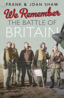 We Remember the Battle of Britain, Hardback