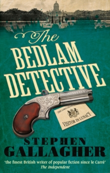 The Bedlam Detective, Paperback Book
