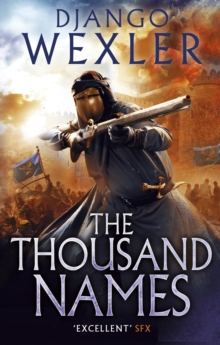 The Thousand Names : The Shadow Campaign, Paperback