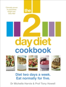 The 2-Day Diet Cookbook, Paperback Book