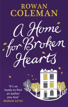 A Home for Broken Hearts, Paperback Book
