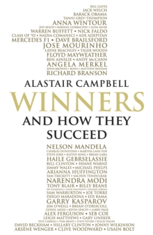 Winners : And How They Succeed, Hardback