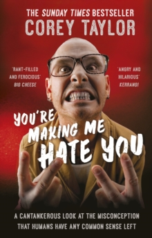 You're Making Me Hate You, Paperback Book