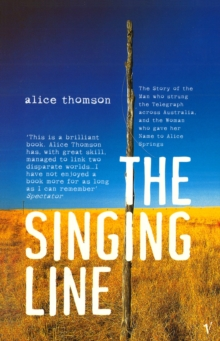 The Singing Line, Paperback Book