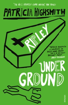 Ripley Under Ground, Paperback