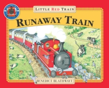 The Little Red Train : The Runaway Train, Paperback