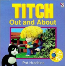 Titch Out and About, Paperback