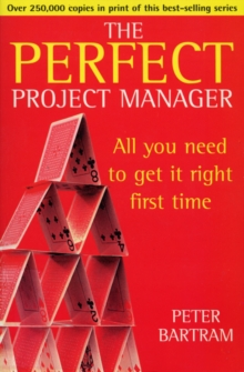The Perfect Project Manager, Paperback Book