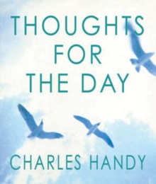 Thoughts for the Day, Paperback
