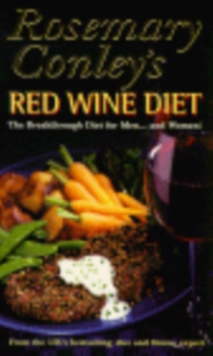 The Red Wine Diet, Paperback
