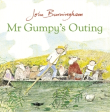 Mr Gumpy's Outing, Paperback Book