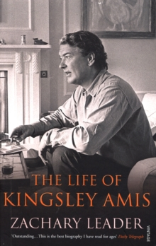 The Life of Kingsley Amis, Paperback