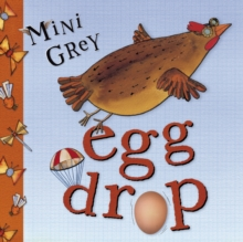 Egg Drop, Paperback Book