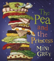 The Pea and the Princess, Paperback Book