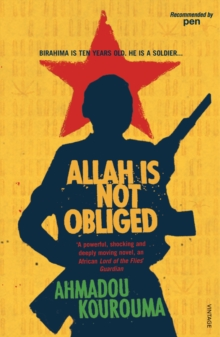 Allah is Not Obliged, Paperback