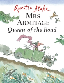 Mrs Armitage Queen of the Road, Paperback