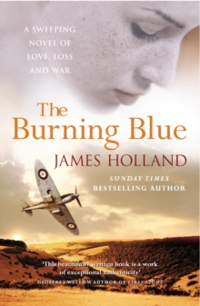 The Burning Blue, Paperback Book