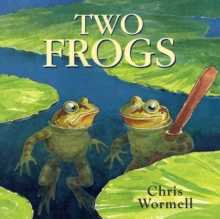 Two Frogs, Paperback Book