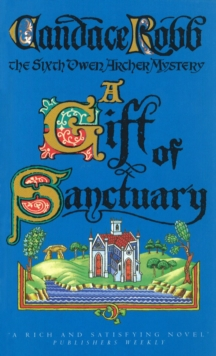 A Gift of Sanctuary, Paperback