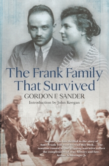 The Frank Family That Survived, Paperback Book