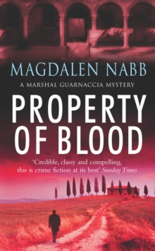 Property of Blood, Paperback