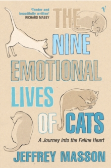 The Nine Emotional Lives of Cats, Paperback