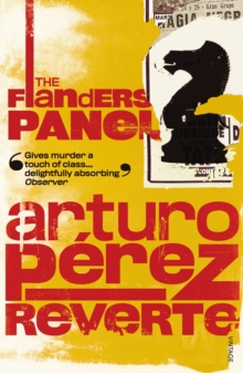 The Flanders Panel, Paperback
