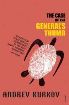 The Case of the General's Thumb, Paperback
