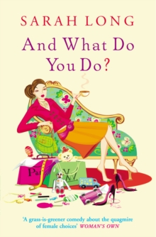 And What Do You Do?, Paperback