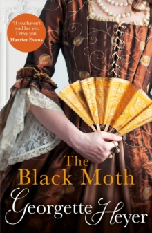The Black Moth, Paperback