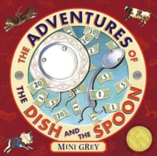 The Adventures of the Dish and the Spoon, Paperback