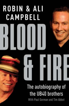 Blood and Fire, Paperback