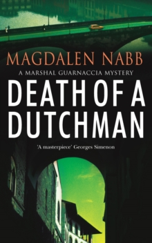 Death of a Dutchman, Paperback Book