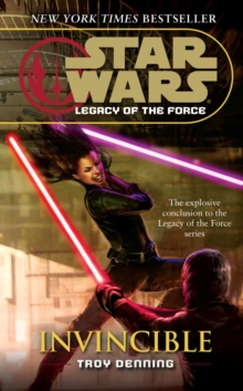 Star Wars : Legacy of the Force IX - Invincible, Paperback