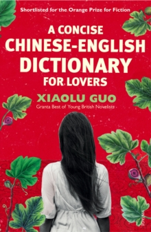 A Concise Chinese-English Dictionary for Lovers, Paperback Book
