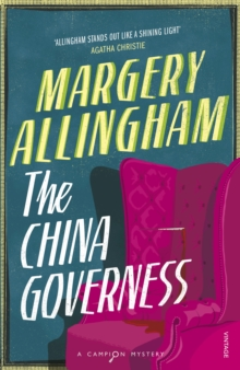 The China Governess : A Mystery, Paperback