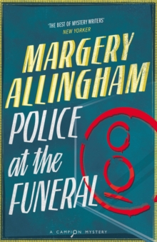 Police at the Funeral, Paperback Book