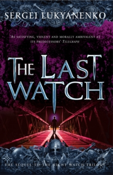 The Last Watch, Paperback