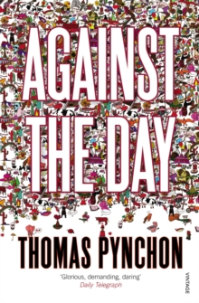Against the Day, Paperback Book