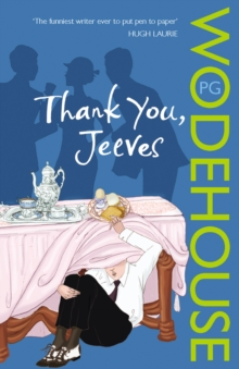 Thank You, Jeeves : (Jeeves & Wooster), Paperback